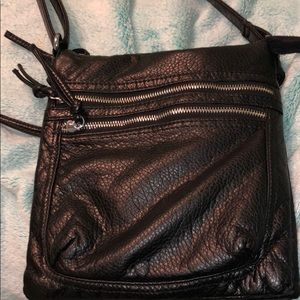 Black pcrossbody bag